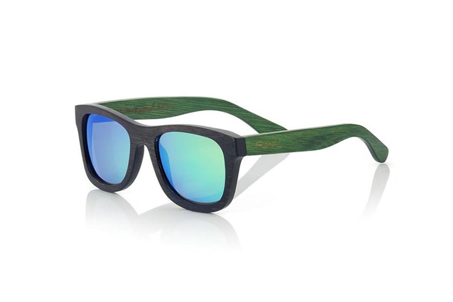 Wood eyewear of  EYRE S | Root Sunglasses®