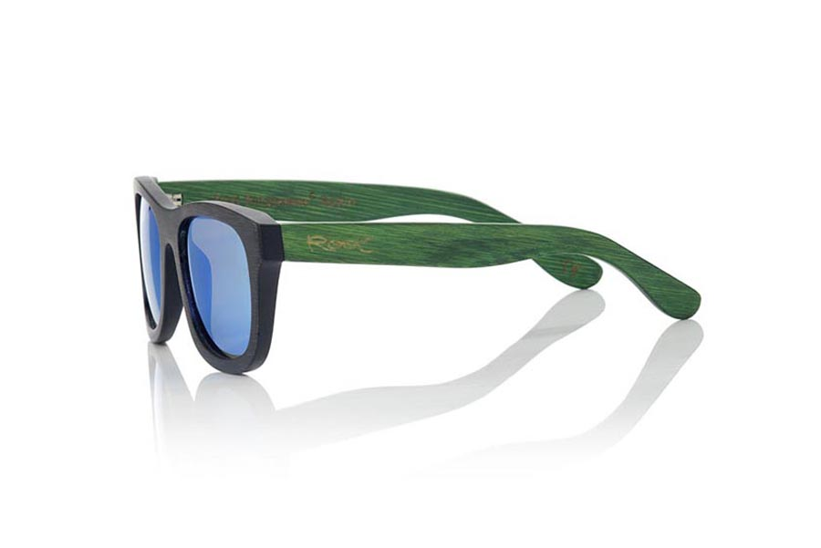 Gafas de Madera Natural de  EYRE S | Root Sunglasses®