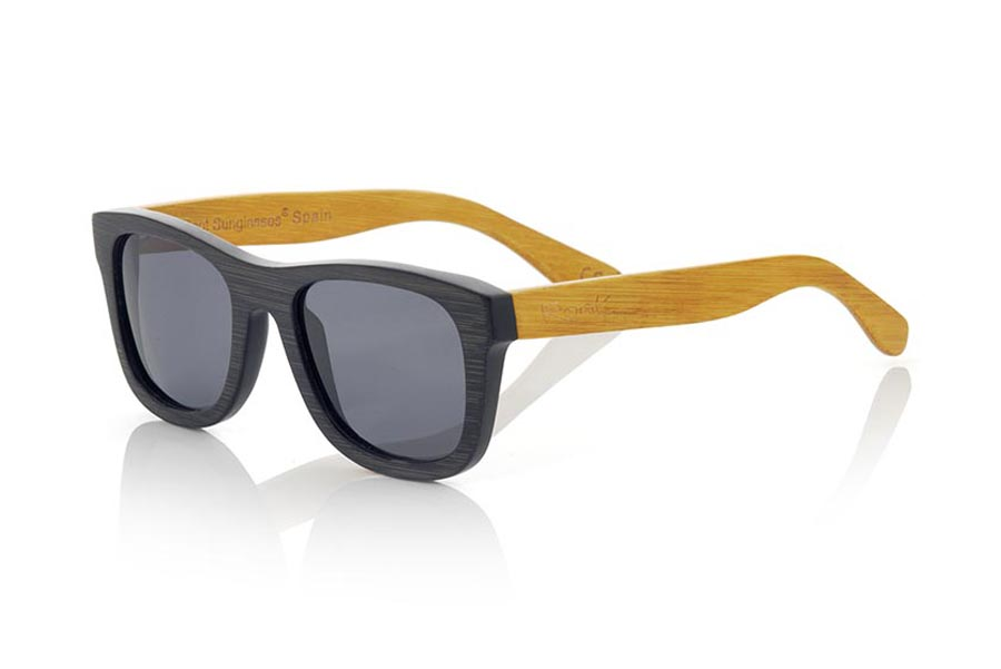 Wood eyewear of Bamboo modelo ONEGA | Root Sunglasses®
