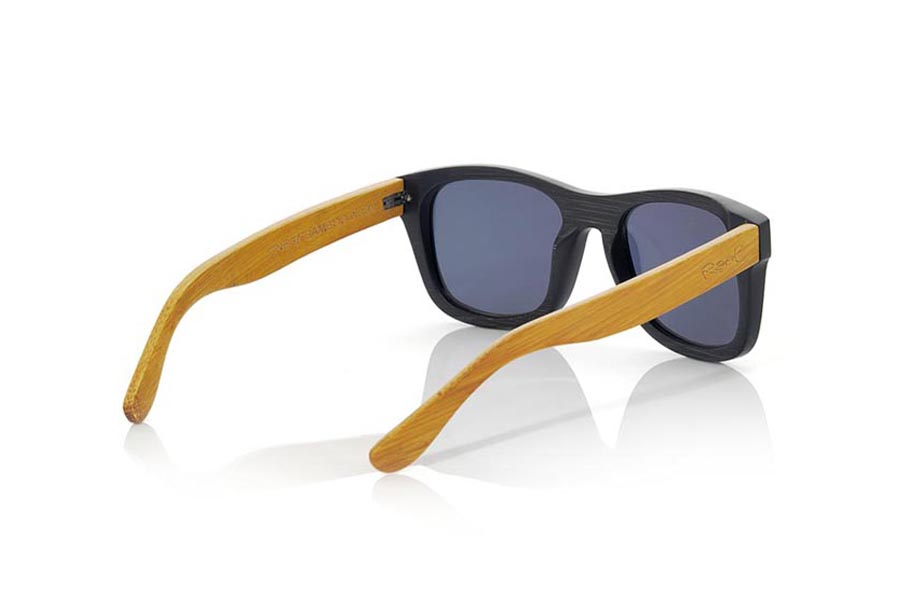Wood eyewear of Bamboo ONEGA S.   |  Root Sunglasses®