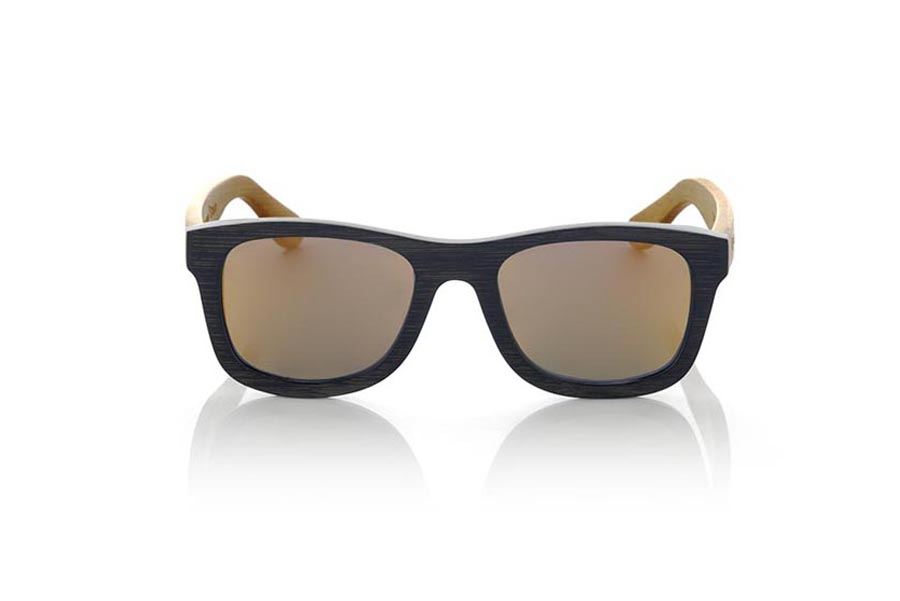 Wood eyewear of Bamboo modelo ONEGA S | Root Sunglasses®