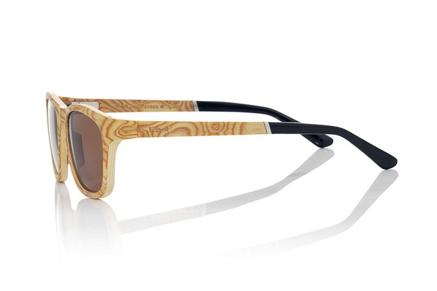 Wood eyewear of Cherry BAFFIN | Root Sunglasses®