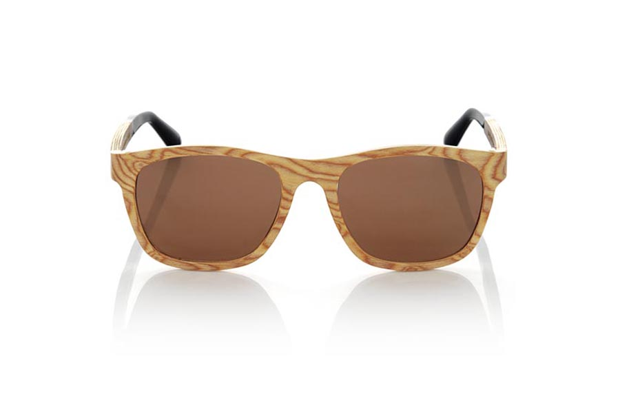 Gafas de Madera Natural de Cherry BAFFIN | Root Sunglasses®