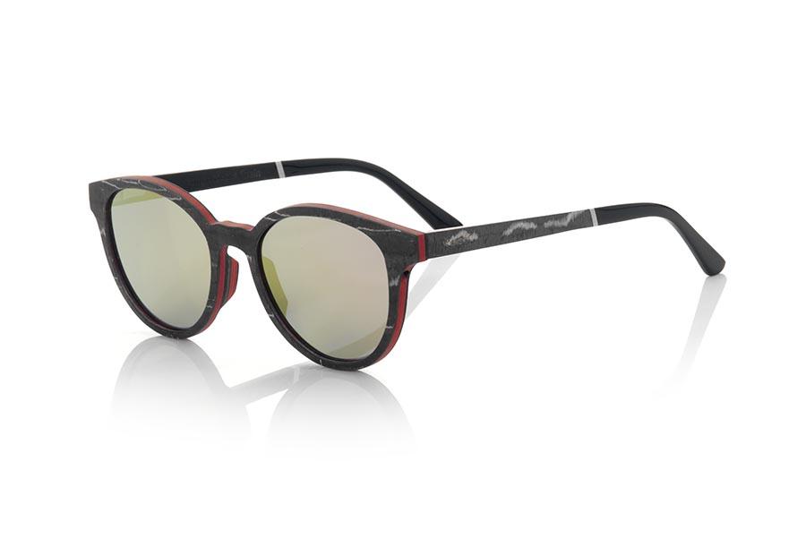 Wood eyewear of Marbel PHUKET | Root Sunglasses®