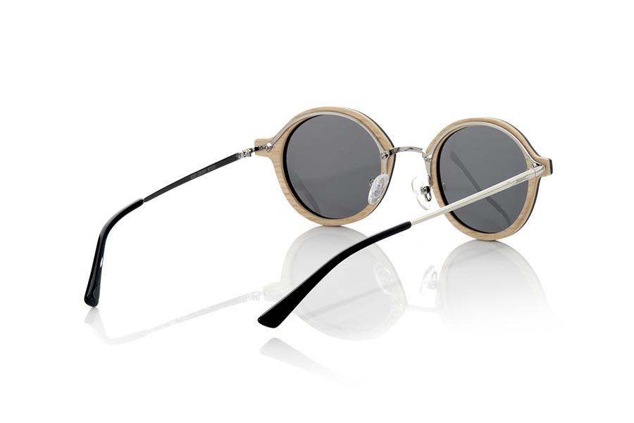 Gafas de Madera Natural de Ébano IOKO.   |  Root Sunglasses®