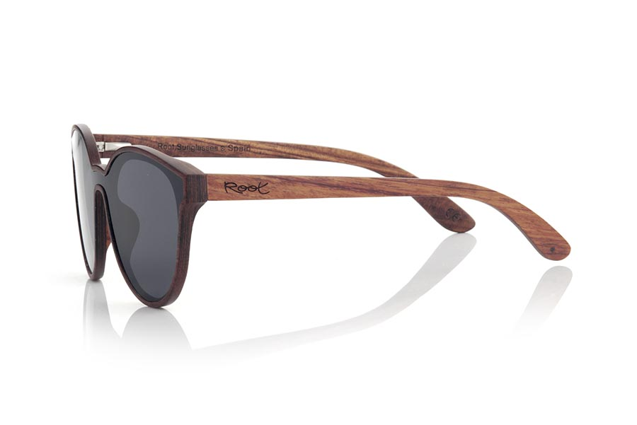 Wood eyewear of rosewood modelo SENA | Root Sunglasses®