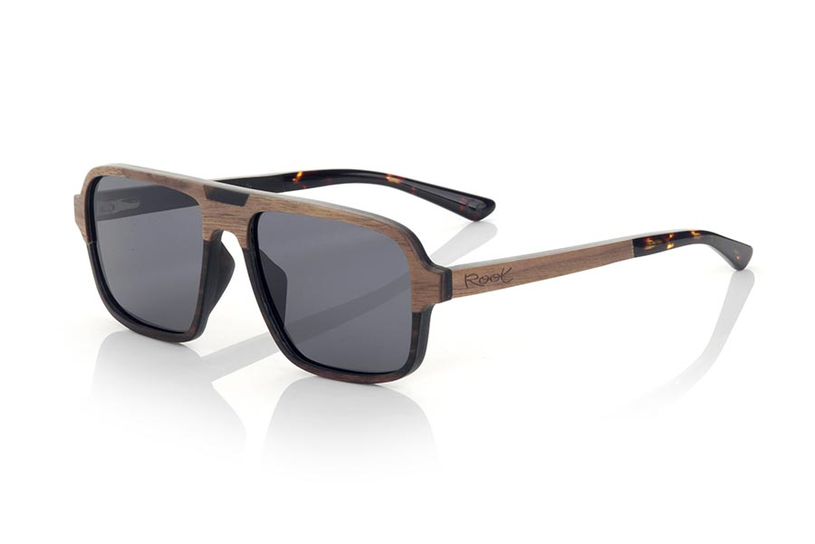 Gafas de Madera Natural de Walnut modelo RALPH | Root Sunglasses®