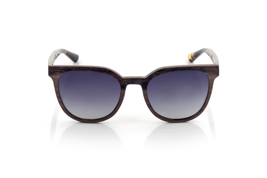 Wood eyewear of ebony modelo PAUL | Root Sunglasses®