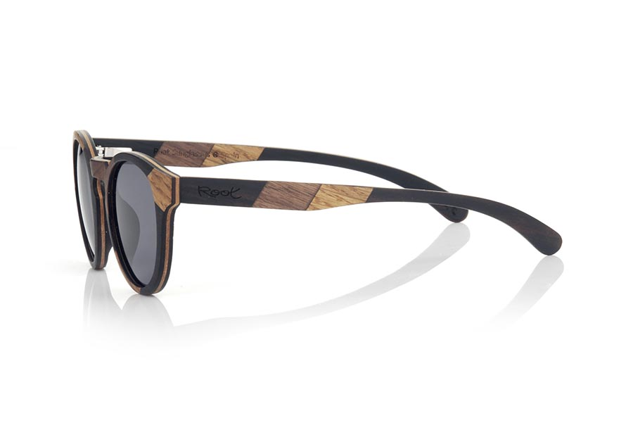 Gafas de Madera Natural de Walnut NEILY.   |  Root Sunglasses®