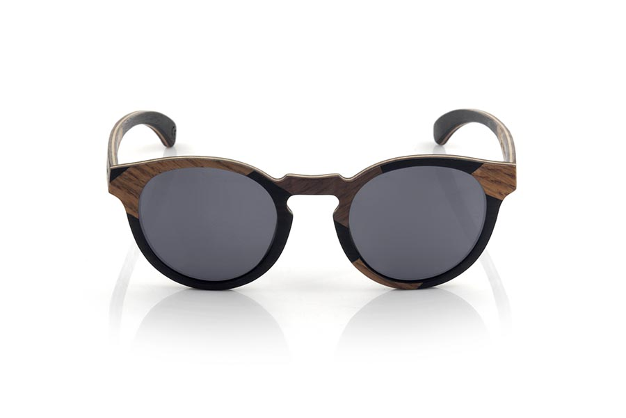 Wood eyewear of Walnut modelo NEILY | Root Sunglasses®
