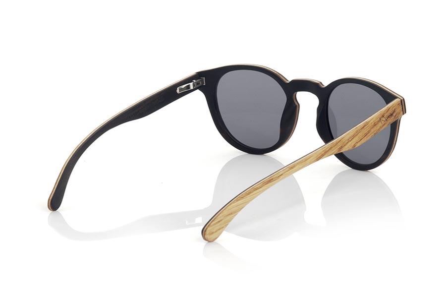 Wood eyewear of Roble BOHO RY.   |  Root Sunglasses®