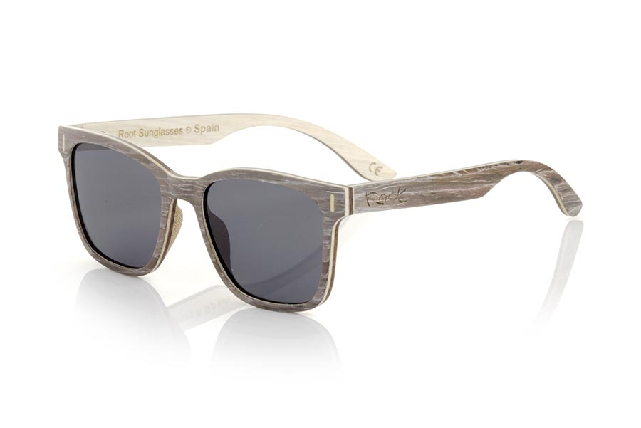 Wood eyewear of ice tree modelo VEGEN | Root Sunglasses®