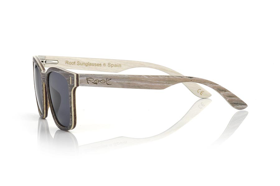 Gafas de Madera Natural de ice tree VEGEN.   |  Root Sunglasses®