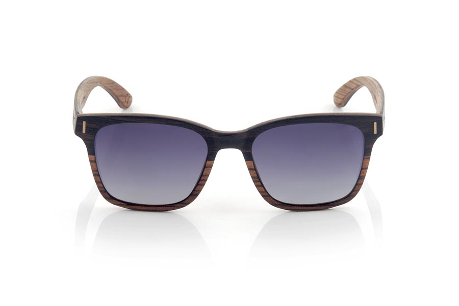 Wood eyewear of mpingo modelo LOREA | Root Sunglasses®
