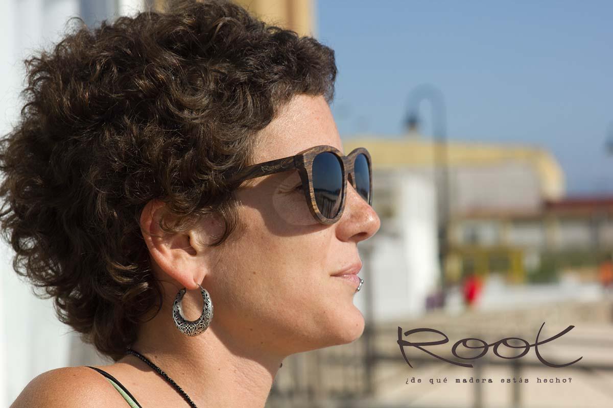 Wood eyewear of Zebra KALETA | Root Sunglasses ®