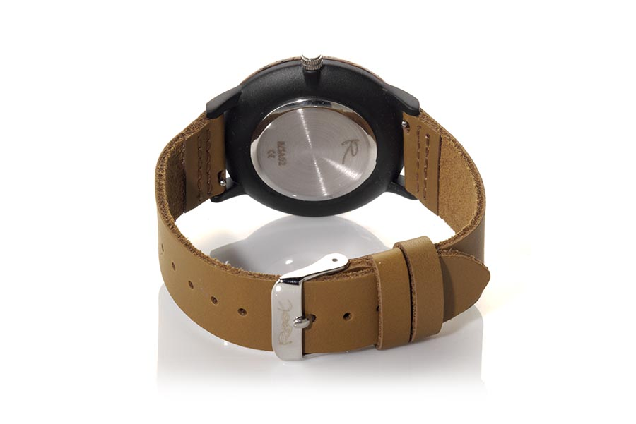 Reloj de Madera Zebrano RANDY | Root® Watches