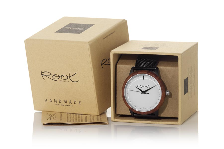 Reloj de Madera Palisandro DANY | Root® Watches