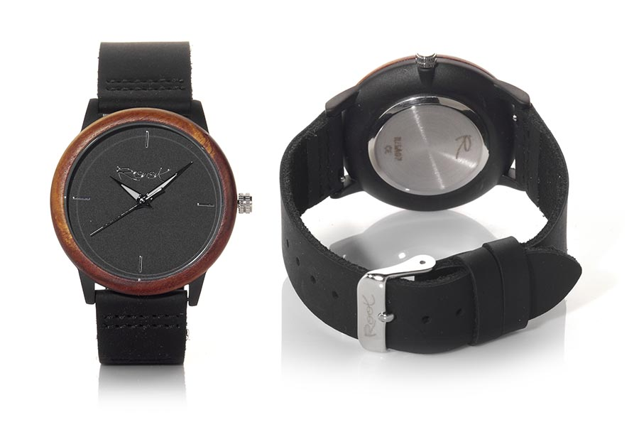 Eco Watch made of Rosewood LISA...  | Root® Watches