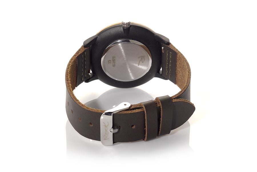 Reloj de Madera Roble MICHAEL | Root® Watches