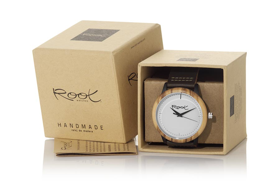 Eco Watch made of Roble MICHAEL | Root® Watches