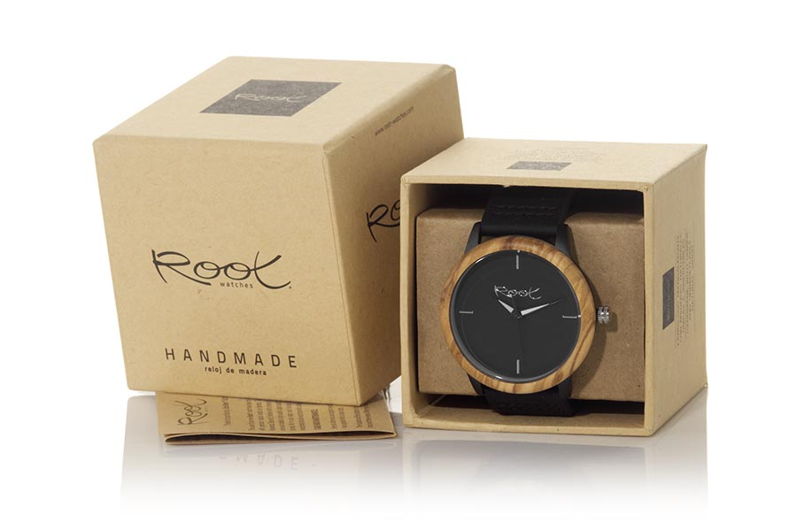 Reloj de Madera Roble TRIME | Root® Watches