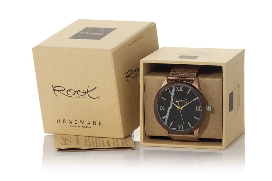 Eco Watch made of Walnut MARB2 | Root® Watches