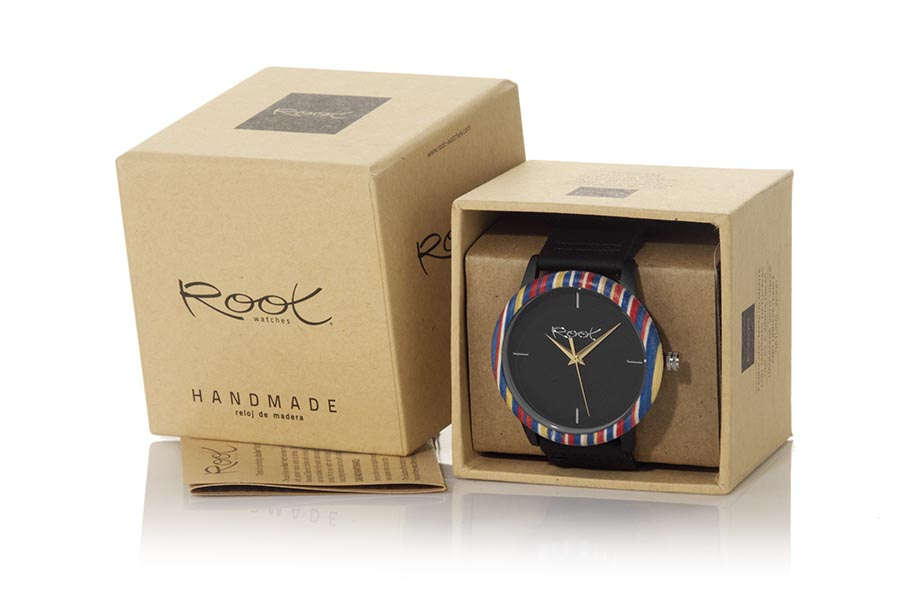 Eco Watch made of Skateboard modelo MARTIN | Root® Watches