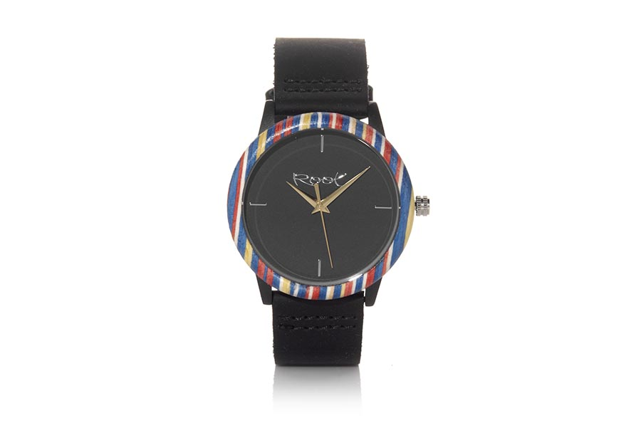 Eco Watch made of Skateboard MARTIN...  | Root® Watches