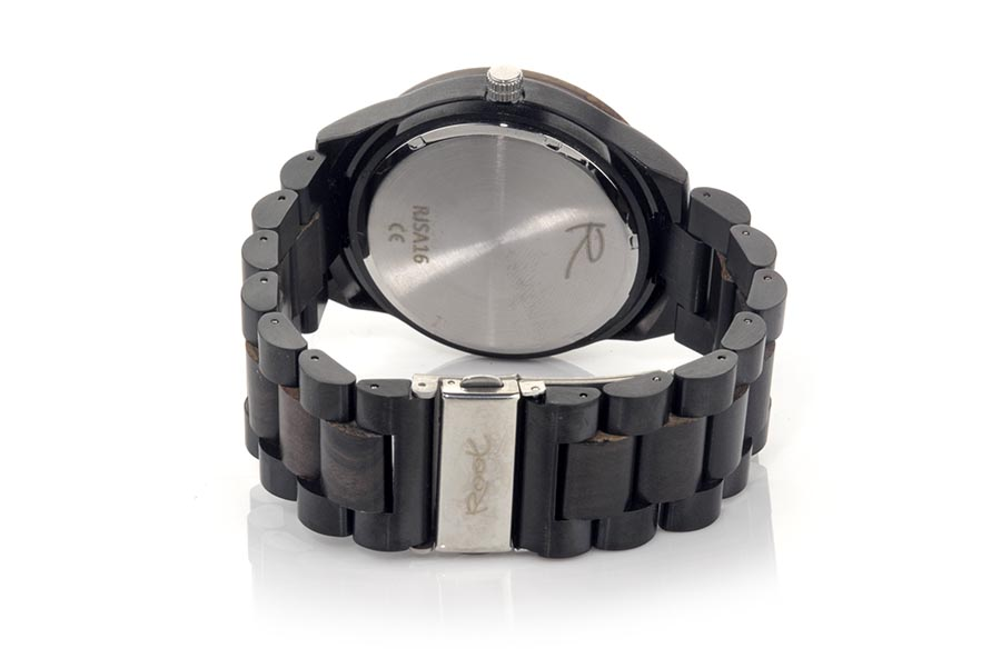 Root Sunglasses & Watches - BLACK ELEGANCE