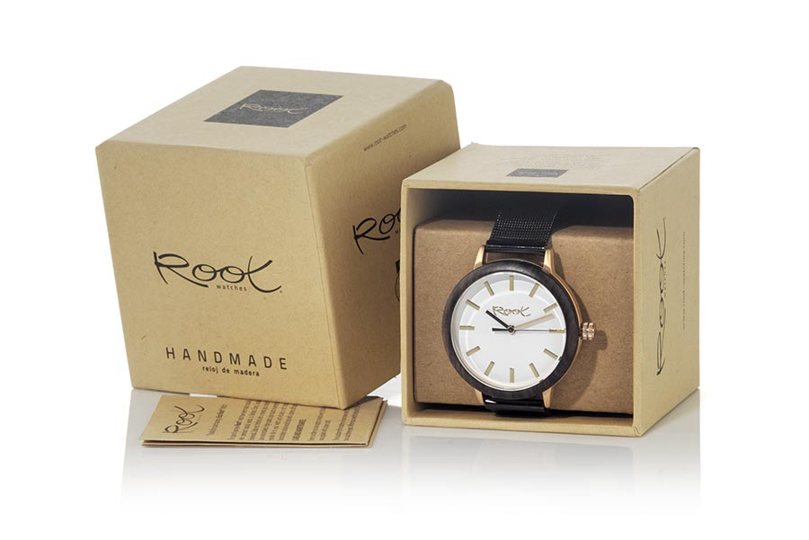 Eco Watch made of Bambú modelo MARY | Root® Watches