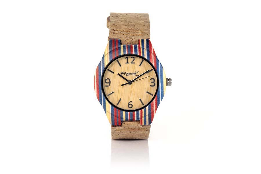 Eco Watch made of Skateboard modelo ISLA.  | Root® Watches