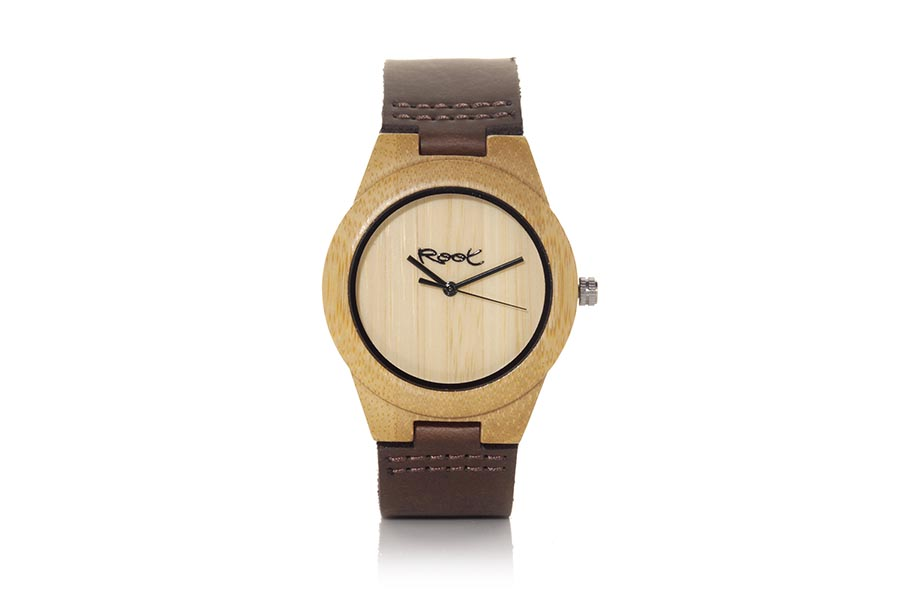 Eco Watch made of Bamboo modelo MINIMAL GIRL.  | Root® Watches