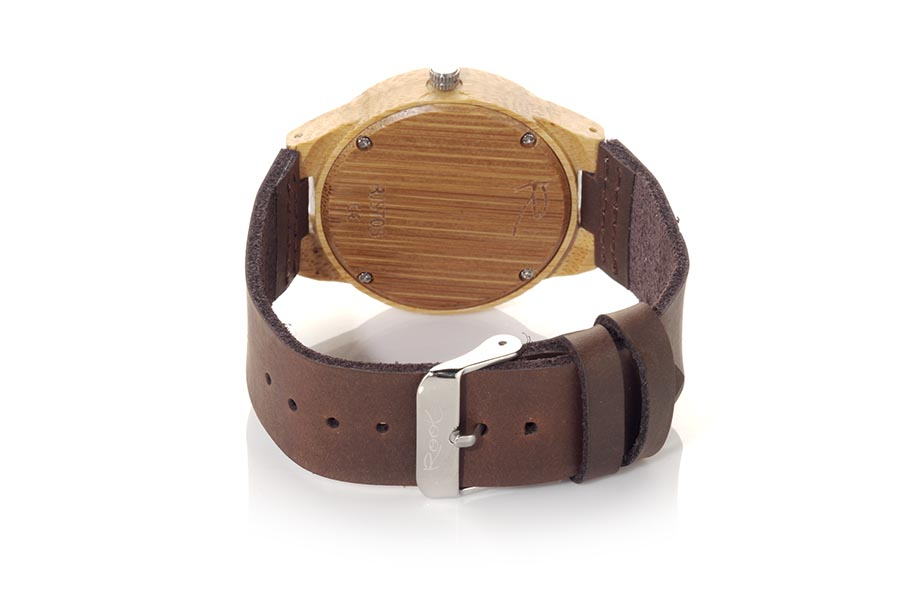 Eco Watch made of Bamboo modelo MINIMAL GIRL | Root® Watches