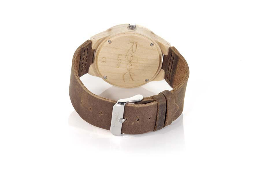 Eco Watch made of Maple RJST05 | Root® Watches