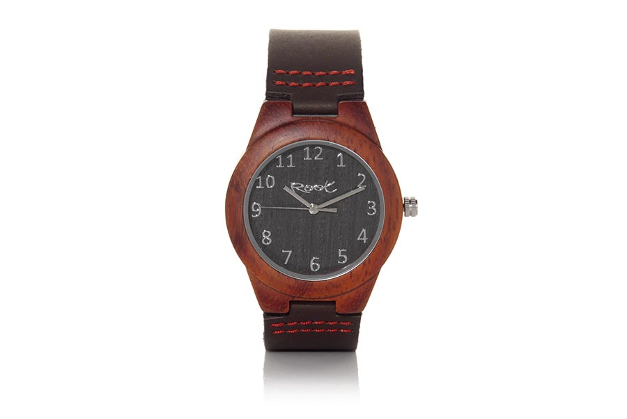 Reloj de Madera Sándalo CLAY | Root® Watches
