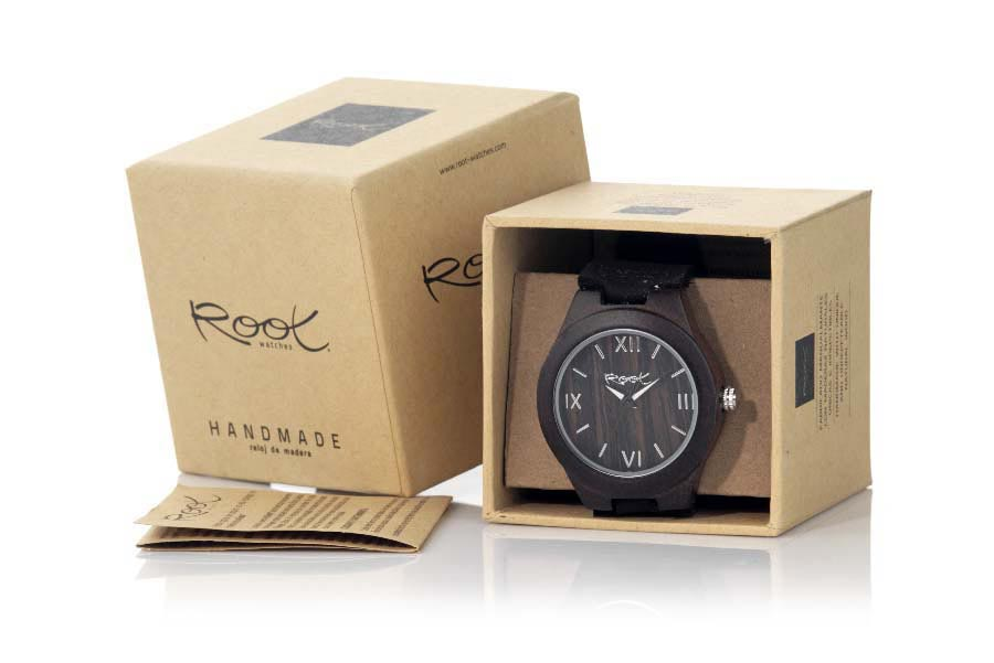 Eco Watch made of Sandal RJST07 | Root® Watches