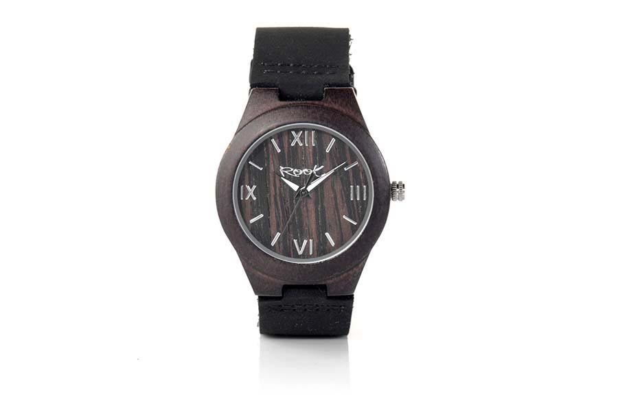 Eco Watch made of Sandalwood VOLTA ROMAN | Root® Watches
