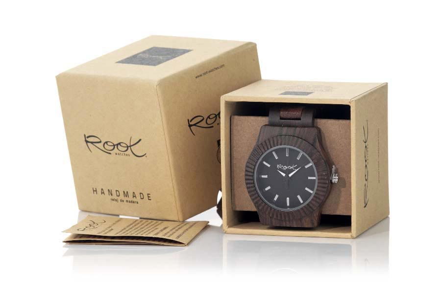 Eco Watch made of Zebra RJST09 | Root® Watches