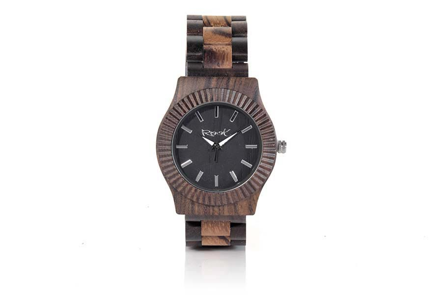 Eco Watch made of Zebra modelo RUMA SPORT.  | Root® Watches