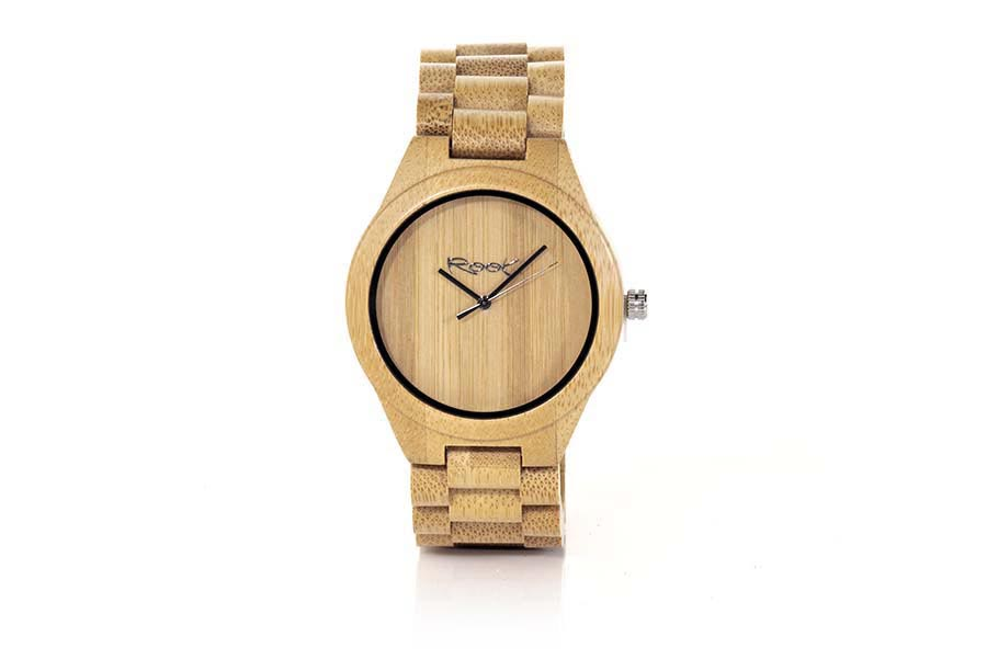 Eco Watch made of Bamboo modelo MINIMAL MAN.  | Root® Watches