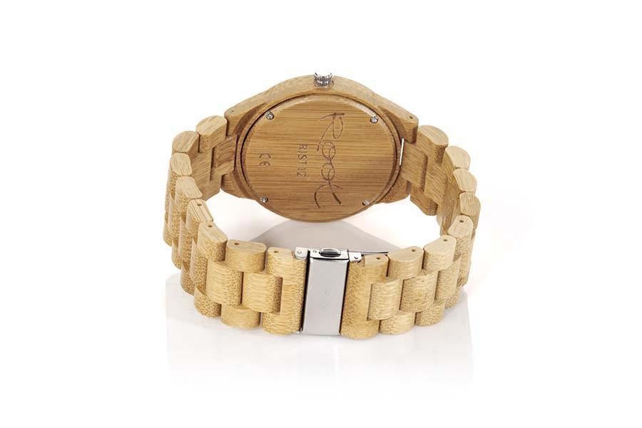 Reloj de Madera Bambú MINIMAL MAN | Root® Watches