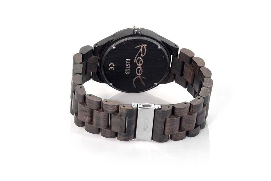 Eco Watch made of Ebony RJST13 | Root® Watches