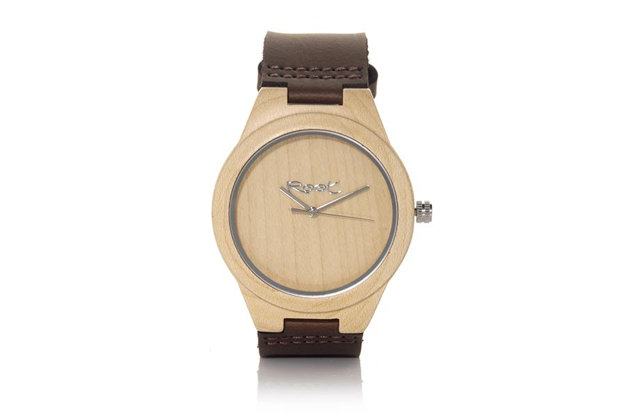 Eco Watch made of Maple modelo MINIMAL DREAM.  | Root® Watches