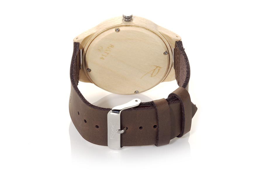 Reloj de Madera Arce MINIMAL DREAM...  | Root® Watches