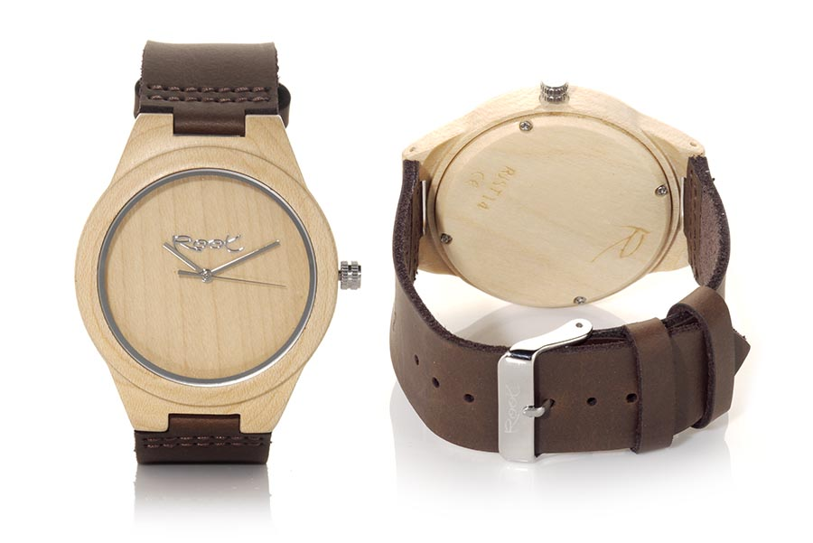 Eco Watch made of Maple MINIMAL DREAM | Root® Watches