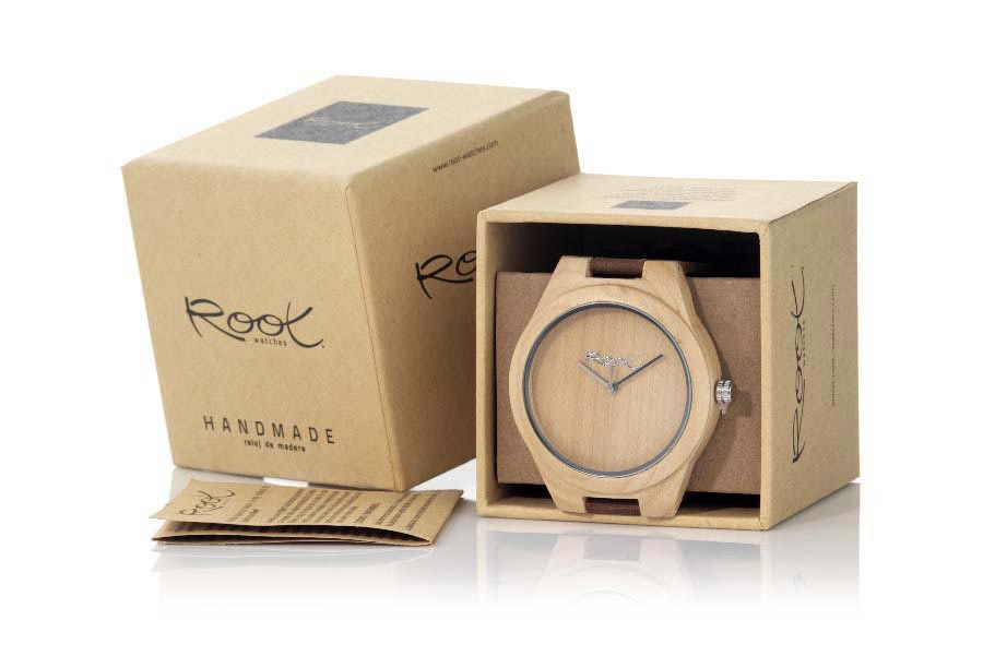 Reloj de Madera Arce MINIMAL DREAM | Root® Watches