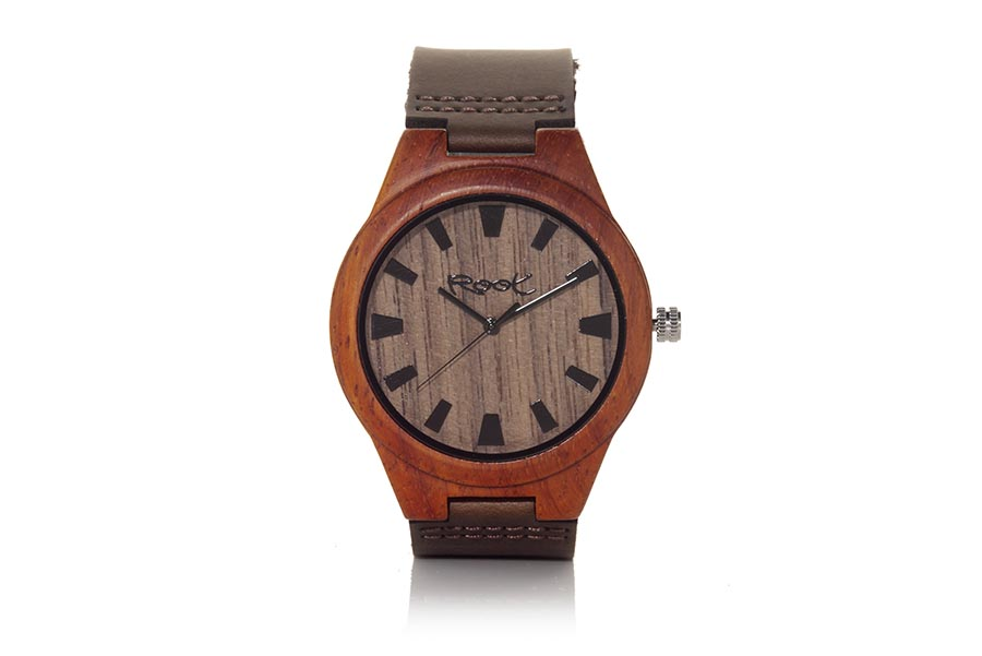 Eco Watch made of Sandalwood modelo MALAWI.  | Root® Watches