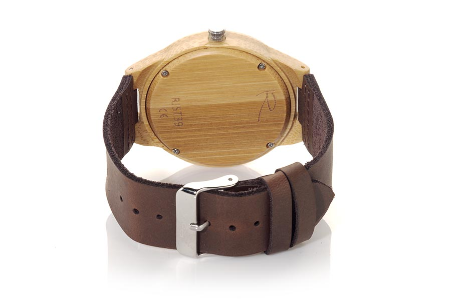 Eco Watch made of Bamboo LIGHT SAND | Root® Watches