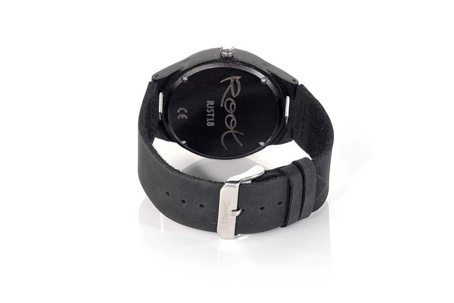 Eco Watch made of Ebony MINIMAL EBONY | Root® Watches