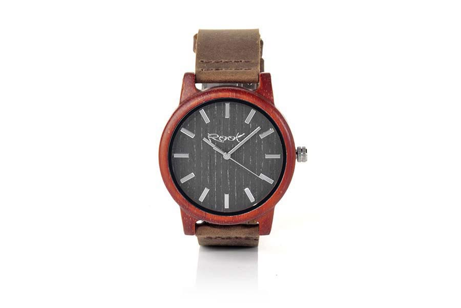 Eco Watch made of Sandalwood modelo SOUND OF TIME.  | Root® Watches